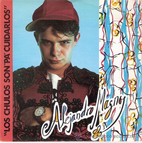 ALEJANDRO SANZ - Los Chulos Son Pa' Cuidarlos (1989)