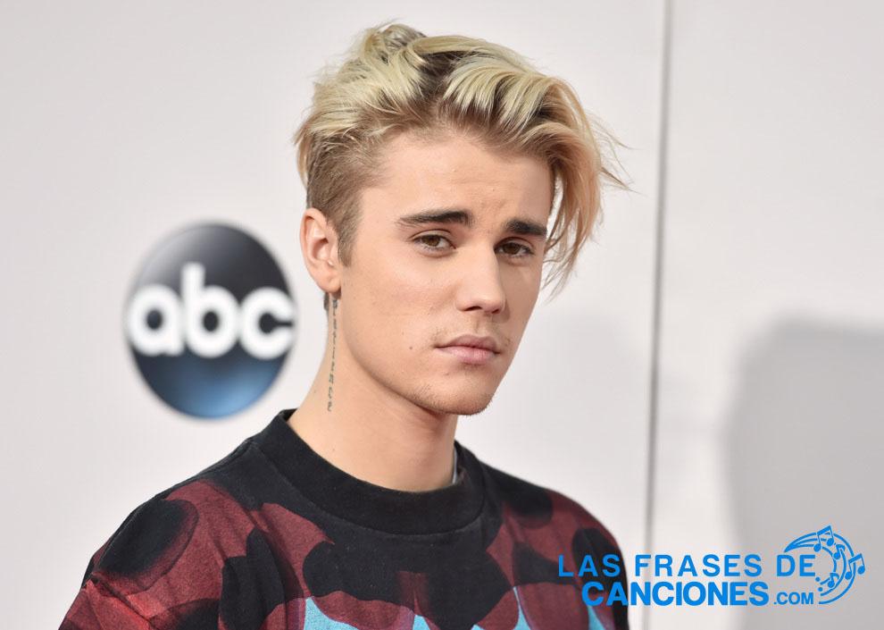 Frases De Justin Bieber Frases De Canciones