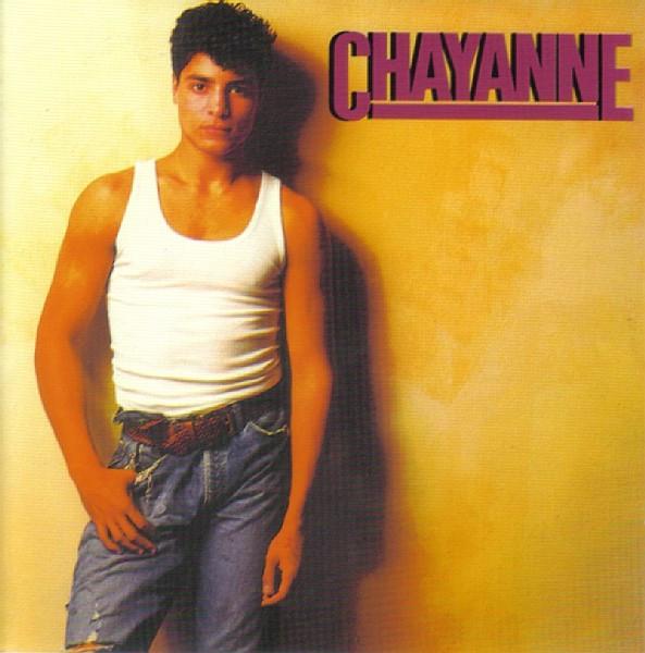 Chayanne Chayanne 1987 Chayanne